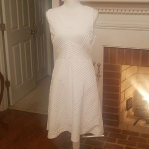J.Crew white cotton beach dress size 10